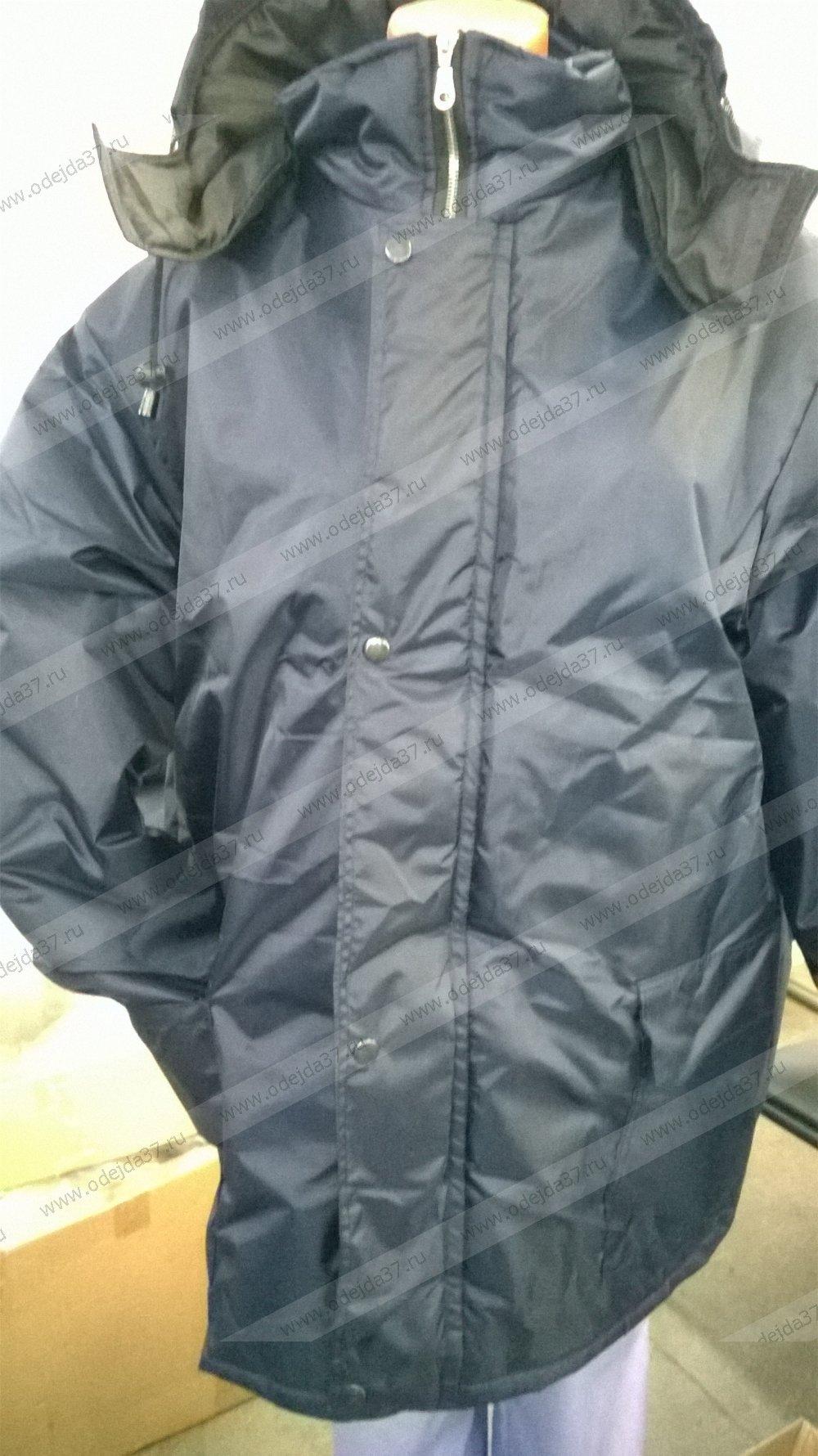 Увеличить - Куртка утепленная  мужская №339