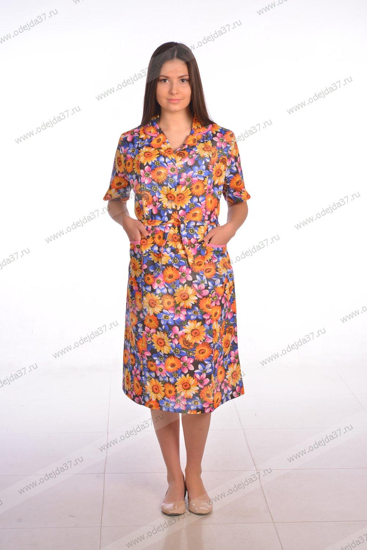 Увеличить - Платье женское (бязь ОМ)