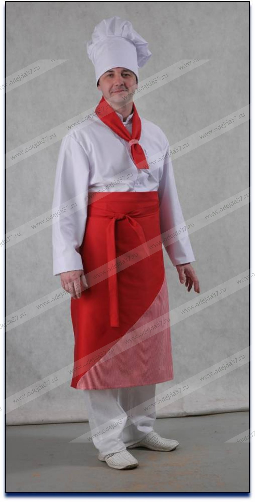 Увеличить - Курткам повара (тиси) №212