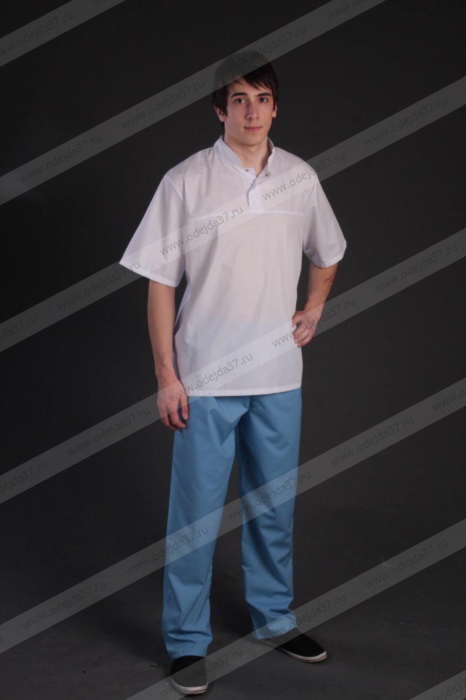 Увеличить - Костюм мужской хирургический №162
