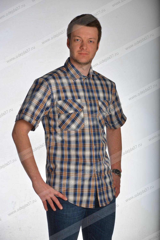 Увеличить - Рубашка мужская (бязь ОМ)