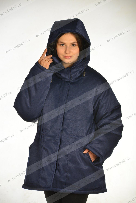 Увеличить - Куртка женская утепленная (грета ,синтепон)