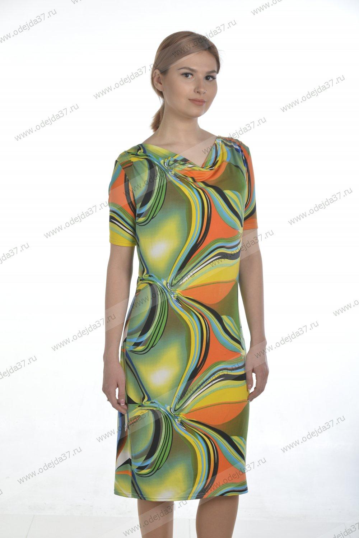 Увеличить - Платье 01-18  №396