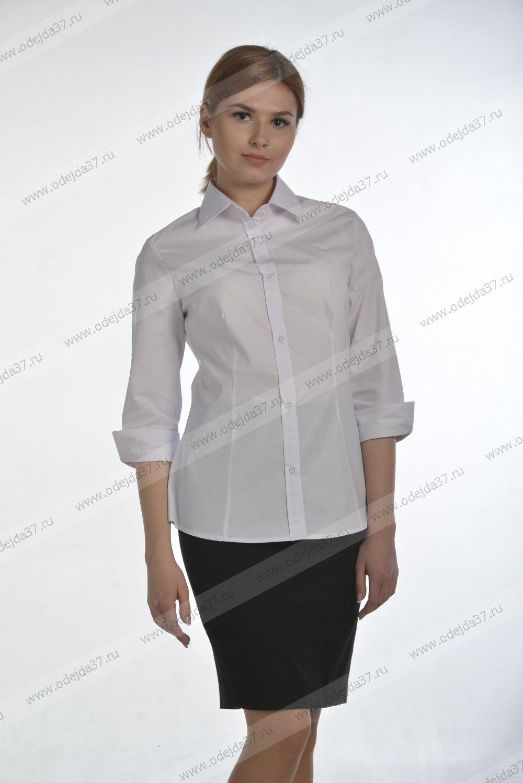 Увеличить - Рубашка официантки (тиси)