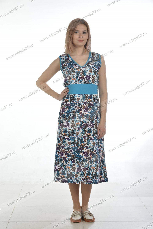 Увеличить - Платье женское 01-20 №395