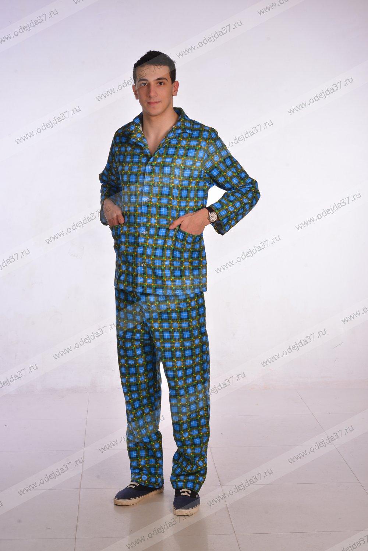 Увеличить - Пижама мужская