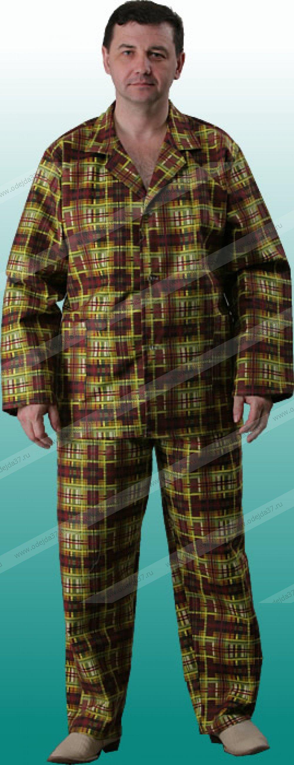 Увеличить - Пижама мужская №281