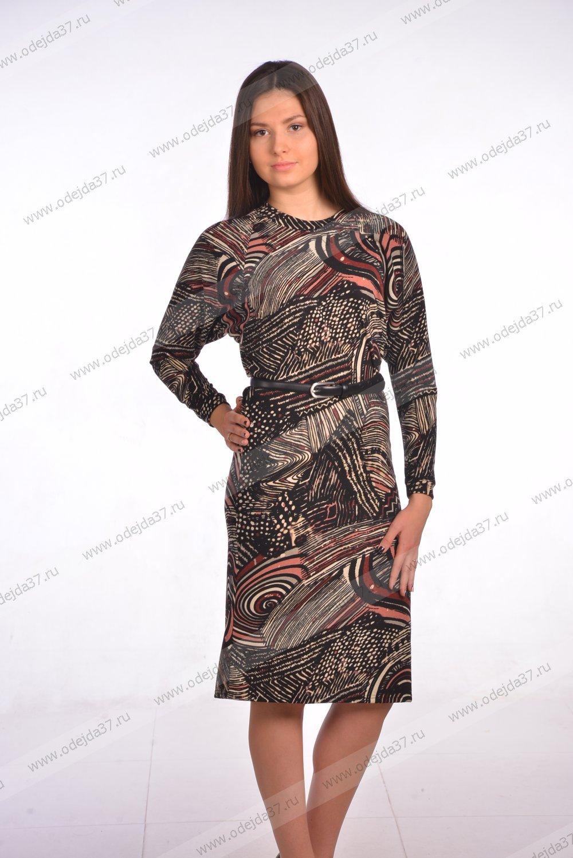 Увеличить - Платье женское 01-16(ангора) №85