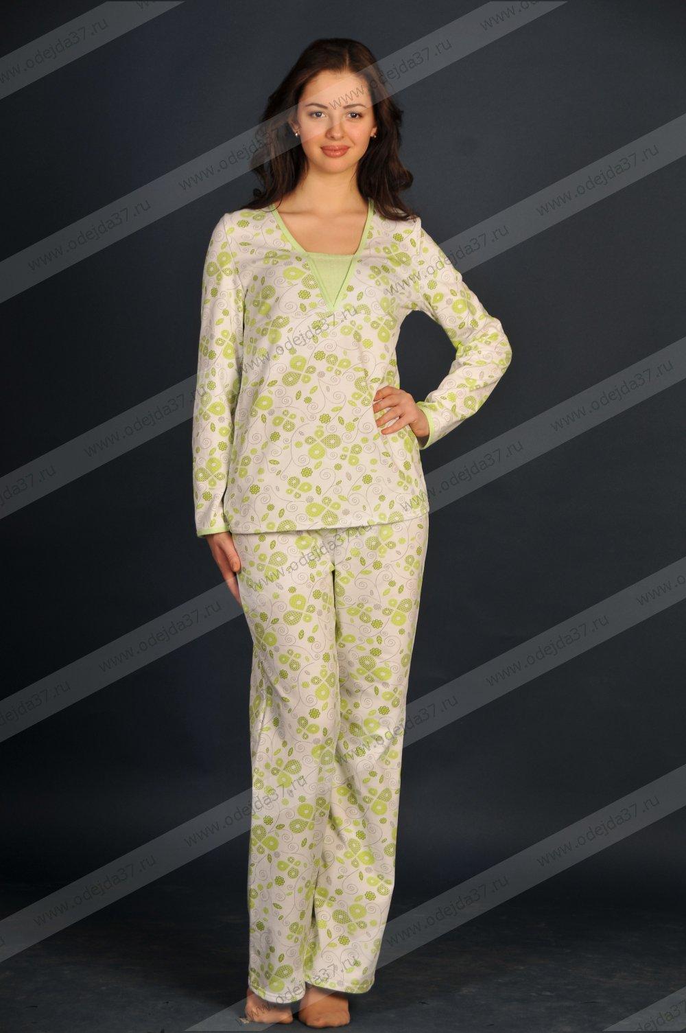 Увеличить - Пижама женская №10