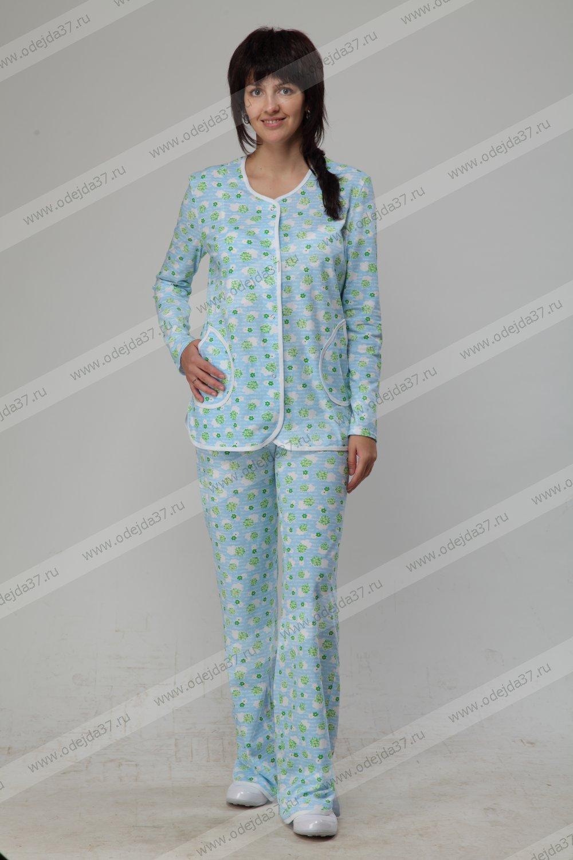 Увеличить - Пижама женская №4