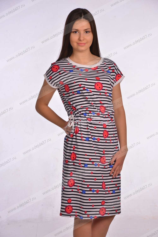 Увеличить - платье женское 01-15 №87