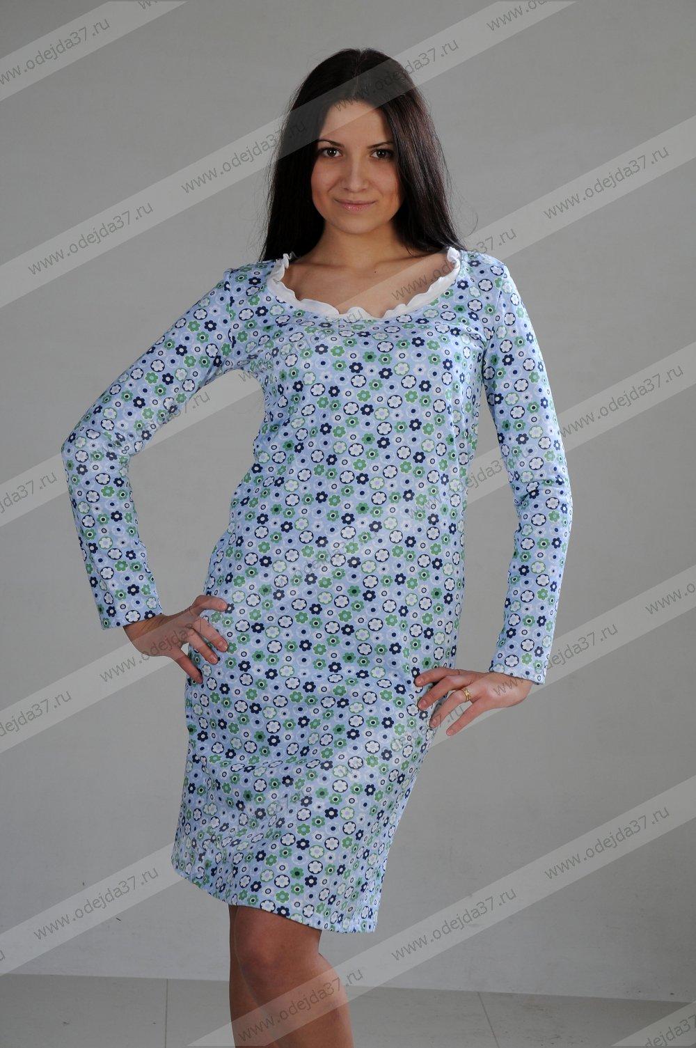 Увеличить - Сорочка женская №21
