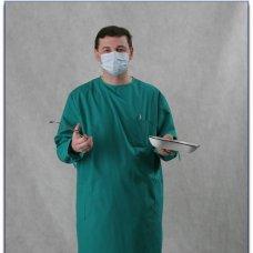 Халат  хирурга, мужской.  Модель: Хх-4