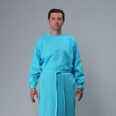 Халат хирурга  бязь гл,  кр.гост