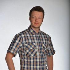 Рубашка мужская (бязь ОМ)