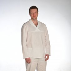 Куртка  пекаря П-6 (бязь отб. гост)