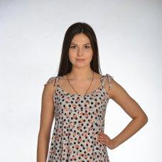 Сорочка женская 15-02 (масло)