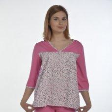 Пижама женская   16-16 (кулирка)