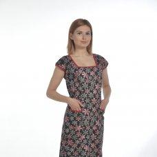 Платье женское 01-19(кулирка)