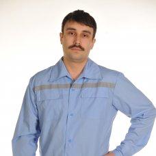 Рубашка мужская для скорой помощи