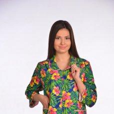 Блузка  женская (фланель)