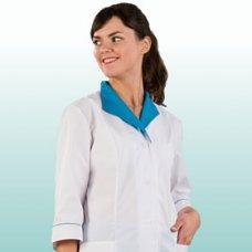 Костюм медицинский, женский.  Модель: Кж-12