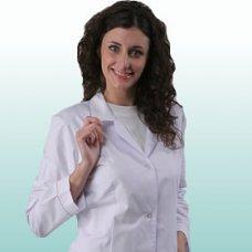 Халат медицинский женский.