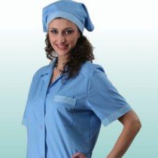 Костюм медицинский, женский.  Модель: Кж-26